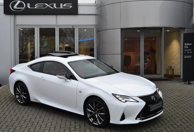 Lexus-Rc 300h