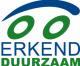 Erkend Duurzaam Logo