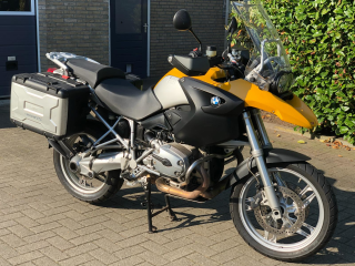 BMW-R1200 Gs ABS 1e-eig Koffers handvatverwarming